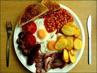 Здоровый завтрак, утренний рацион