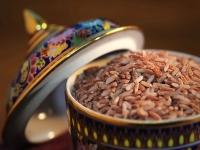 Коричневый рис, полезные свойства.