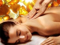 Янтарный массаж, как делать янтарный массаж