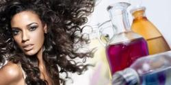 Эфирные масла для волос: способы применения