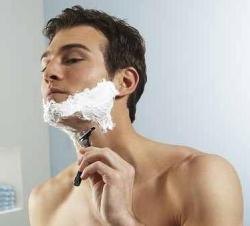 Как убедить мужчину побриться