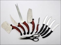 Не дарите ножи