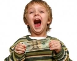Давать ли ребенку деньги