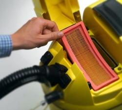 Фильтр моющего пылесоса