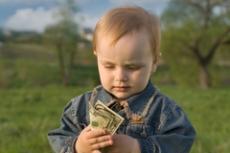 Как объяснить ребенку, что такое деньги