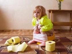Как приучить ребенка к горшку – правила