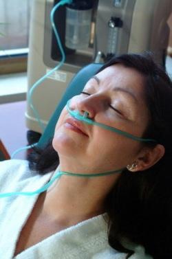 Обогащение кислородом