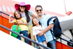 Как путешествовать с ребенком без проблем