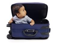 Как путешествовать с ребенком