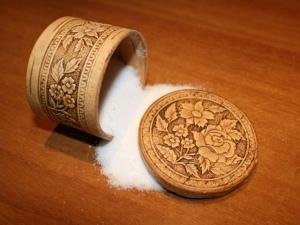 Примета рассыпанная соль