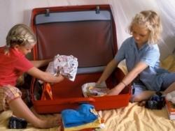 Что взять в детский лагерь