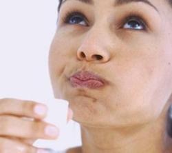 Растворы для полоскания горла