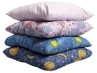 Как выбрать подушку, наполнители для подушек