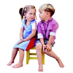 Половое воспитание в дошкольный период