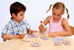 Научить ребенка считать