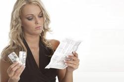 Противозачаточные таблетки: минусы