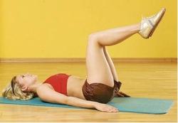 Упражнения «от живота»