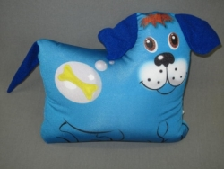 Антистрессовая подушка для девочки