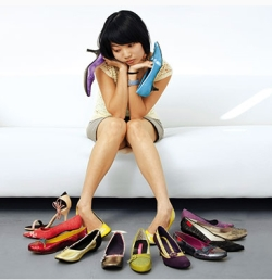Как же растянуть обувь