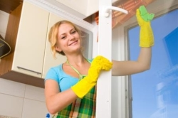 Правильно мыть окна