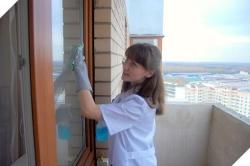Сохранить окна чистыми