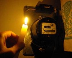 Что делать, если у вас дома отключили свет?