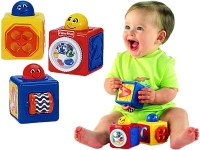 Развивающие игры для ребенка до 1 года