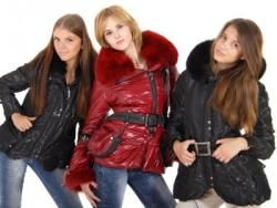 Выбрать зимнюю куртку