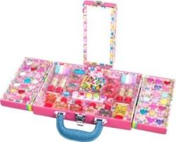 Косметика для девочек в чемоданчике 10 лет