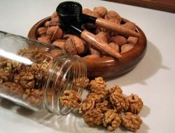 Полезно есть орехи каждый день