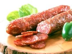 Польза и вред сырокопченой колбасы