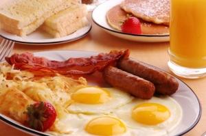 Когда лучше всего завтракать