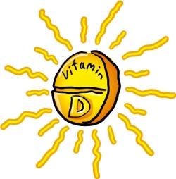 Солнце и витамин D