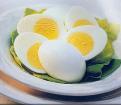 В яйцах много селена