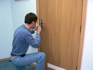 Захлопнулась входная дверь