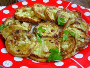Блюдо из кабачков
