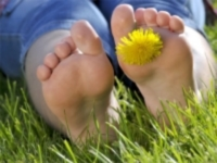 Что делать если потеют ноги
