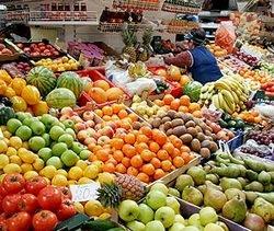 Как правильно есть овощи и фрукты