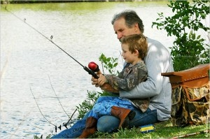 Нельзя детям расти без отца