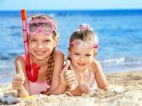 Чем занять ребенка на пляже