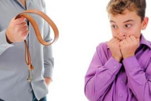Как стать жестким родителем