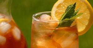Напиток в жару