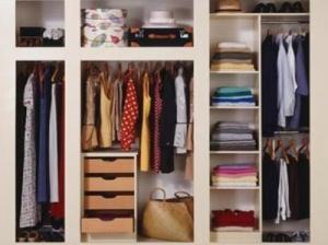 Навести порядок в шкафу