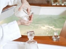Ванны с морской солью – в чем польза