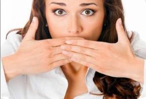 Избавиться от запаха изо рта