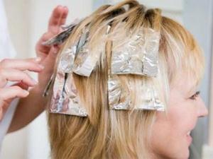 Советы для мелирования волос дома
