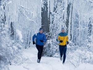 Польза бега зимой