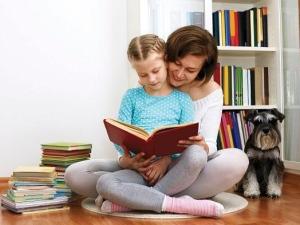 Прививаем ребенку любовь к чтению
