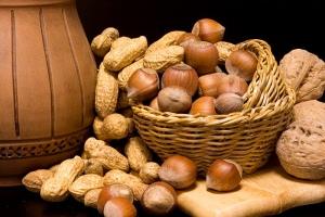 Орехи для суставов