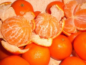 Польза мандаринов
